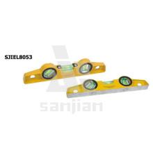 Sjie8053 Aluminum Mini Brige Spirit Level