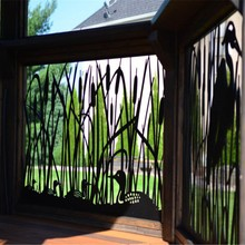 Decorative Garden Metal Screens