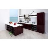 2014 New Design Kitchen Furniture (ZS-01)