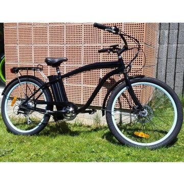 26inch E Bike Aluminum Alloy Frame Electric Bicycle Ebike Green Wheels Electric Bike