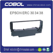 Ruban en tissu compatible Erc30 / 34/38 pour Epson