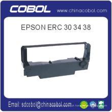 Fita de tecido compatível Erc30 / 34/38 para Epson