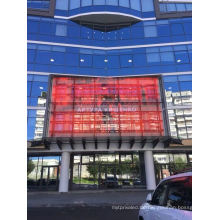 kreatives Outdoor-Mesh-LED-Display