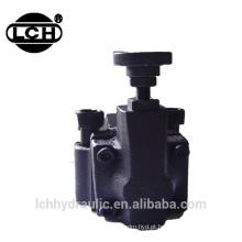 mistura da válvula redutora de pressão hidráulica do yuken distribuidor
