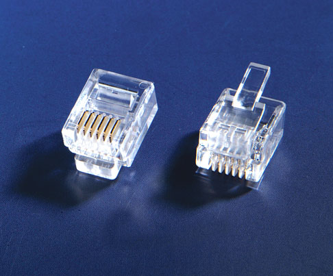 Male Female Connectors RJ12
