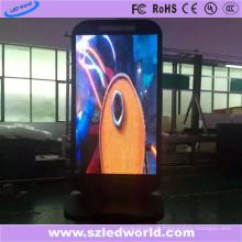 Máquina publicitária do diodo emissor de luz do jogador da propaganda do diodo emissor de luz / anúncio do diodo emissor de luz