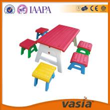 유치원 학교 가구 포함 유치원 테이블 &의 자
