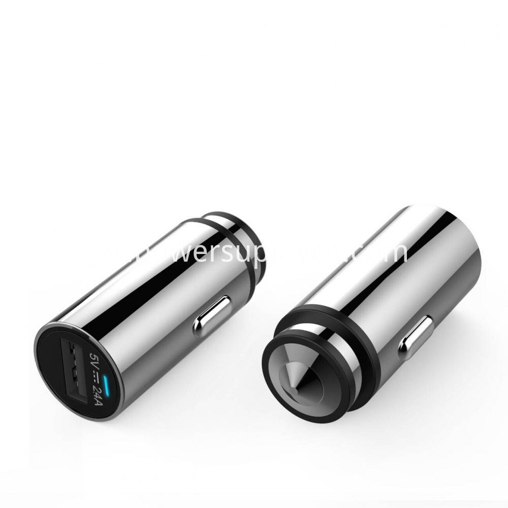 18w Qc3 0 Single Usb Car Charger