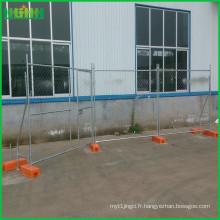 Clôture provisoire de clôture