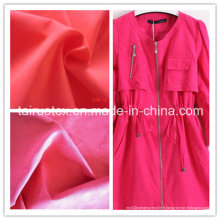 Peau de pêche de polyester de microfibre de mode pour le vêtement