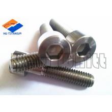 high quality Gr5 titanium stem bolt