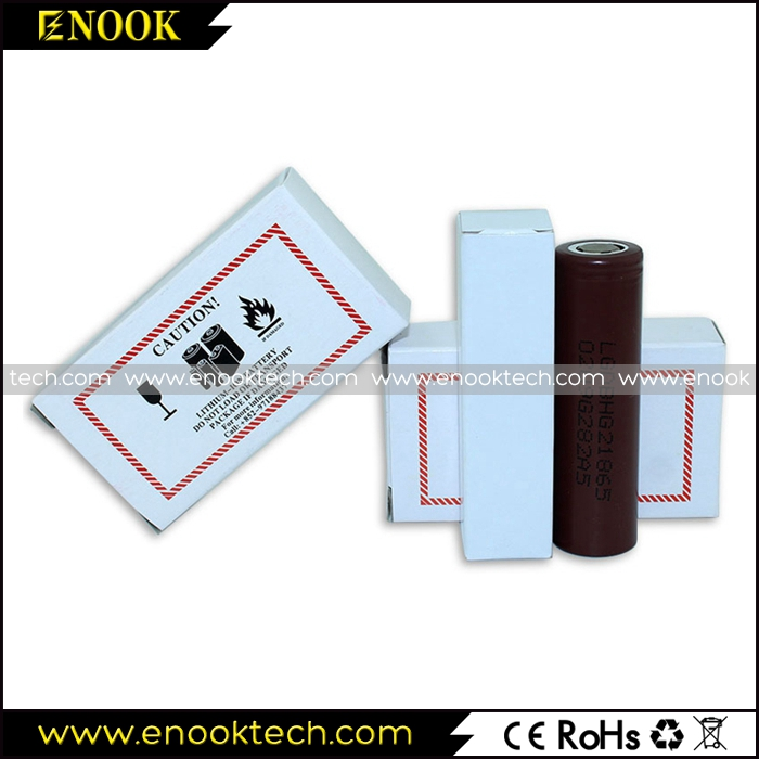 best selling LG HG2 3000mAh 20A e-cigarette battery