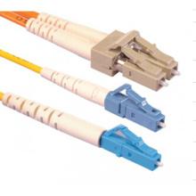 Connecteur de fibre optique LC Simplex Duplex 0.9 / 2.0 / 3.0