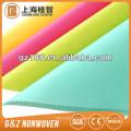 saco de compras colorido de tecido não tecido eco-friendly biodegradável