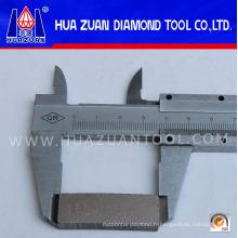 Segment de diamant Fabricant de segment de diamant pour la coupe de béton armé Granit de marbre