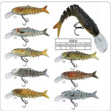 Плавучий приманка для рыбалки высшего класса