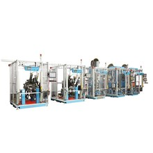 Electrical Power Steering System Testing Line