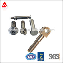 hot sell bolt with hole in head
