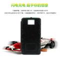 El mejor banco solar del cargador del poder del teléfono móvil del diseño
