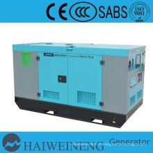 15kw à 150kw génératrice électrique fait dans Fu'an ville
