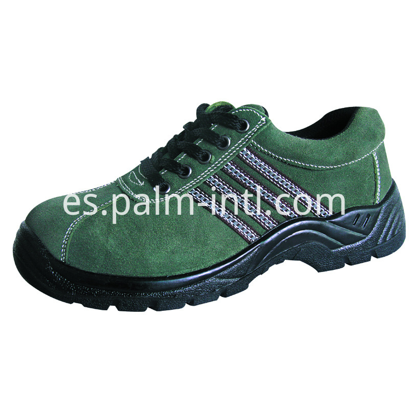 Quality Suede Leather Work Shoes
