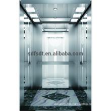 Edifício barato passageiro residencial elevador / elevador da tecnologia FuJi, fábrica preço de elevador de fabricação