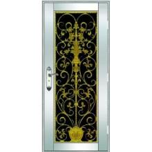 antirust stainless steel door