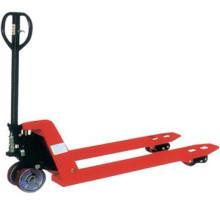 chariot élévateur de transpalettes à main réglable hydrauliques pression