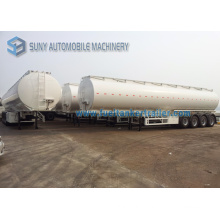 60000 Litres 4 Axles Oil Tank Semi Trailer (lifting axle) Popular in Africa and MID East Truck Trailer 60 Cbm Fuel Tanker Trailer