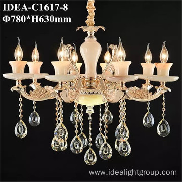 restaurant lighting decoration chandelier hotel foyer