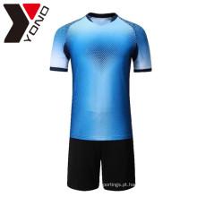 2018Top qualidade barato camisa de futebol de futebol camisa de futebol fabricante Custom Made Football Jersey
