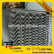 3003 building trades aluminium roofing sheet