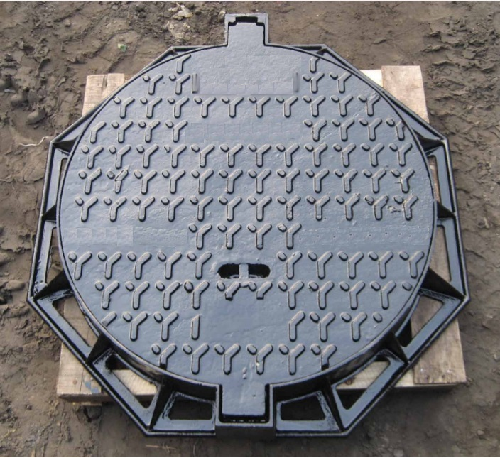Ductile Manhole Cover Co550 Cover Jpg
