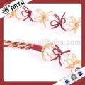Perles de cristal de qualité supérieure rideau de style moderne simple corde originale