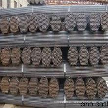 Tubo / tubo de aço soldado a quente de carbono