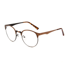 Hochwertige optische Rahmen aus Metall für Brillen