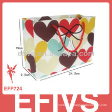 Sweet Love Colorful gift bag Wholesale
