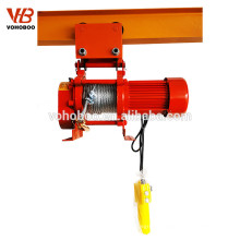 mini 230v electric winch