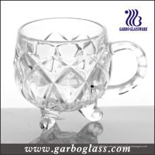 Taza de vidrio de regalo de 150 ml para MID-East