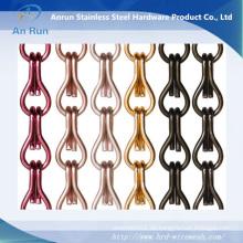 Hochwertiger Kettenglied Vorhang