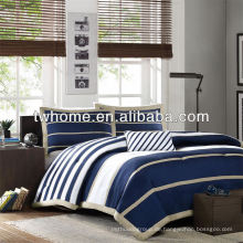 Mi Zone Ashton Mini Bettdecke Duvet Cover Bettwäsche Set Leinen