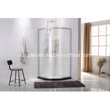Gabinete de chuveiro simples com vidro transparente (E-01 com vidro transparente)