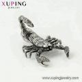 33530 xuping fashion black gun color cool Unique Custom design cool  Scorpion pendant