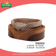 Cama de lujo del perro del diseño caliente, cama para el perro (YF87072)