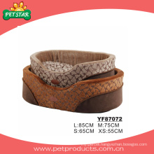 Hot Design Luxury Dog Bed, Bed for Dog (YF87072)