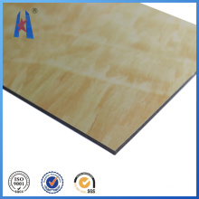 Decoration Effect Stone Grain and Texture Aluminum Composite Panel