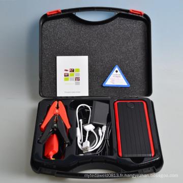 2015 vente en gros directe Melsen T7 nouveau disign 12V 12000mah voiture lancement d'urgence puissance / alimentation de batterie de poche jump start