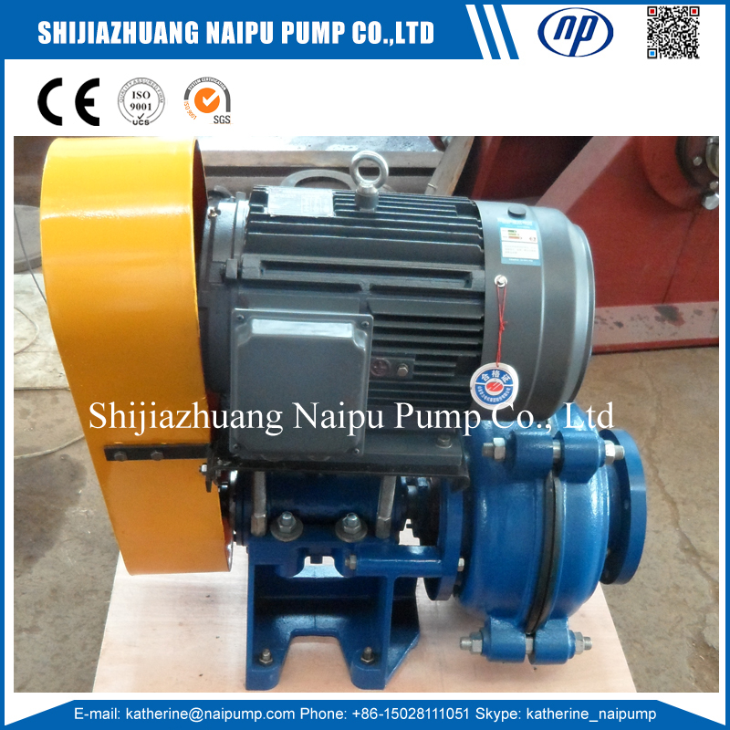 1 5 1 Ahr Warman Pump