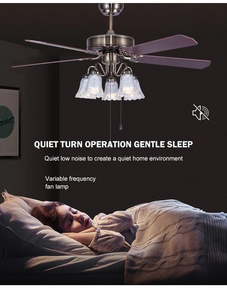overhead fans with led bulbs