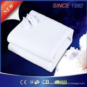 100% Polyester Electric Under Blanket with Good Quality Guaranteed